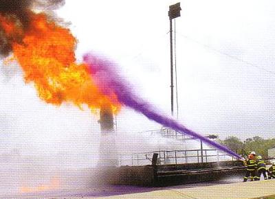 ハイドロケム粉末消火設備