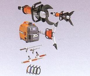 油圧救助器具